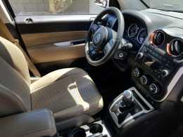 Jeep Compass  2014 4 cil trans. Automatica