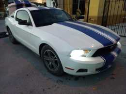 Ford Mustang  2012 6 cil trans. Automatica