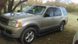 ford explorer 2002 reg