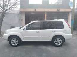X-trail 2006, 4 cilindros automatica