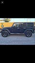 Jeep wrangler regularizado 2007 6 cl