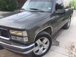 Chevrolet modo 90 con frente d la 98 americana