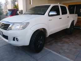 INDESTRUCTIBLE HILUX 2014