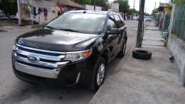 Ford Edge 2013, Registra Titulo Azul.