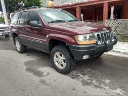 Jeep Grand cherokee 6 CIL**4X4 AUT CLIMA PIEL