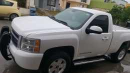 Chevrolet silverado 2013
