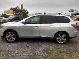 Nissan Pathfinder 2013 regularizado