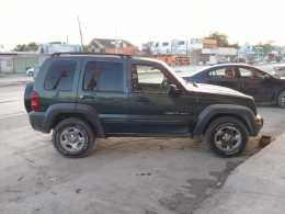 Jeep Liberty 02, Regularizada