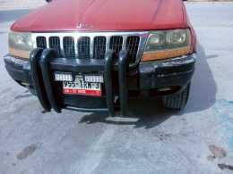 Jeep Grand Cherokee 2000 Regularizada