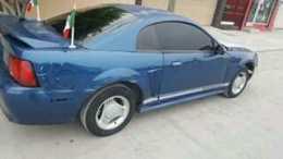 Mustang 00 americano