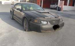 FORD MUSTANG GT 2004 MEX 40 ANIVERSARIO