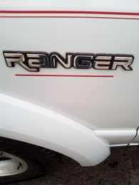 Ford ranger edge americana 2004