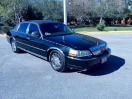 Lincoln Town Car Regularizado