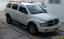 DODGE DURANGO 2004 COLOR PERLA