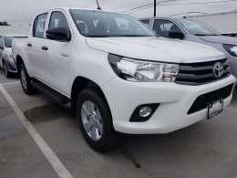 Toyota Hilux  Doble Cabina SR  2019, Nueva