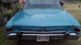 Chevelle 1967 mexicano 79,900 pesos