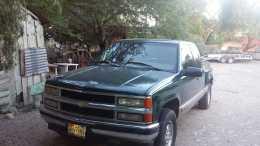 Chevrolet silverado 5.3 8 cil