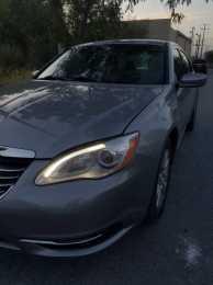 Chrysler 200  2013 4cil.