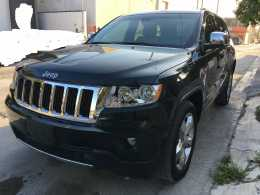 Jeep Grand Cherokee Limited 4X4 2012 (NO CAMBIOS) $ NEGOCIABLE $