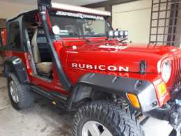 Jeep wrangler TJ 2000 MEXICANO