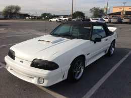 Mustang GT 90, std, 5.0