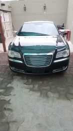 Chrysler 300 *2012* REG 2019 placas