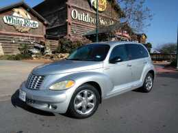 BARATO 2003 CHRYSLER PT CRUISER (placas vigentes texanas 03/19)