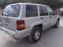 Jeep Grand Cherokee  1996 6 cil trans. Automatica