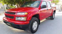 Chevrolet colorado aire frío llantas buenas