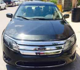Ford fusión 2010 título azul