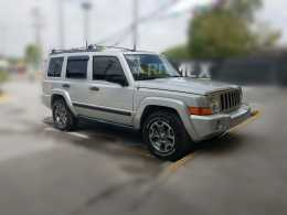 VENTA DE JEEP COMMANDER 2006 REGULARIZADA