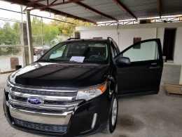 Ford Edge 2013, Registra Titulo Azul.