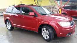 Journey Dodge 2010 Mexicana  un solo Dueno