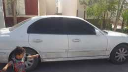 Hyundai sonata 2005 2.4 4 cil ac y alarma