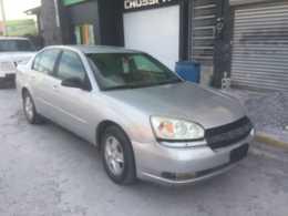 Chevrolet Malibú 04 6cil reg