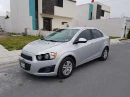 Chevrolet Sonic LT 2014 Standar 100% Mexicano