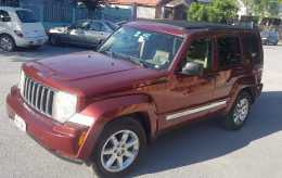 Jeep Liberty Limited 3.7