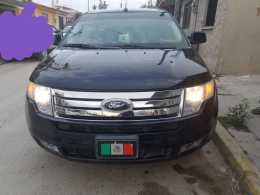 Ford edge 2009, 6 cilindros