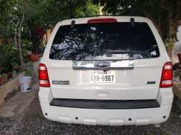 Ford escape 2010 6 cil.