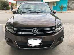 Volkswagen tiguan 2.0 turbo 2013..mex 100%.factura original.una dueña.