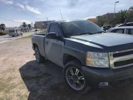 Chevrolet silverado 08