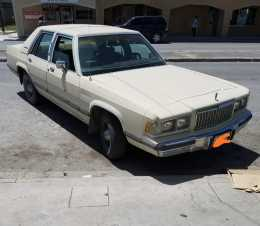 Grand Marquis 1990