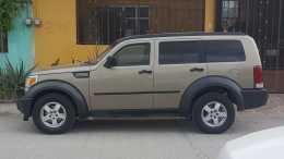 Camioneta nitro 2007 americana