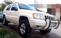 Jeep Grand Cherokee Limited 2001 4x4