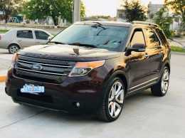 Ford Explorer 2011 limited