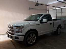 2017 f150 FRENTE PLATINUM IMPECABLE