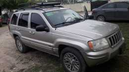 Jeep Grand Cherokee 2004 americana 4x4