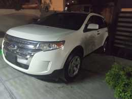Ford edge sel 2011 MEXICANA