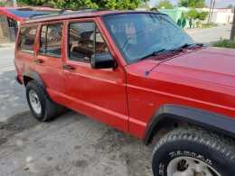 Jeep cherokee 1995 en buen estado