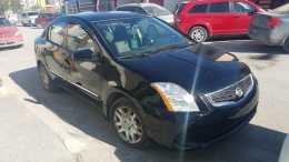 Nissan Sentra 2010 4 cil. Americano